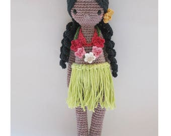 Leilani - Crochet Pattern by {Amour Fou}