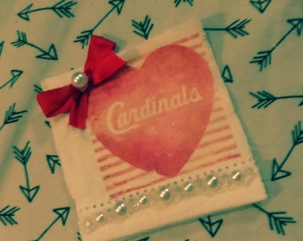 Cardinals Coin Purse