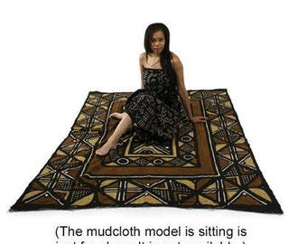 Authentic Over-Sized Mud Cloth