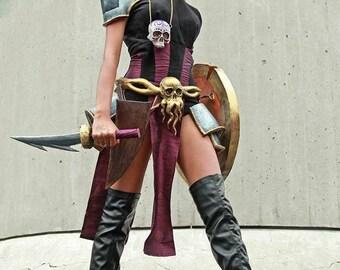 Dee (Rat Queens) Cosplay Costume