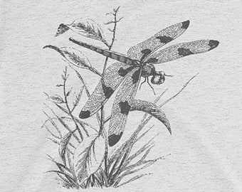 Dragonfly | Ladies' Insect T-Shirt