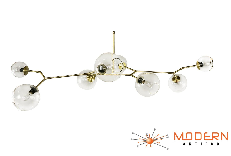 Modern branching bubble chandelier zoom arubaitofo Choice Image