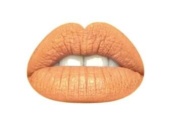 Gold Rush -DNA Liquid Lipstick- Shimmer Matte- Handmade Cosmetics- Vegan Makeup
