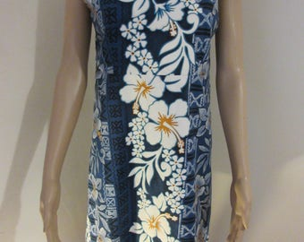 Vintage Hawaiian Dress MADE IN HAWAII By 'Hinalea' - Lovely!!