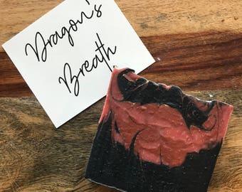 Dragon's Breath All Natural & Vegan Handmade Soap