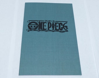 One Piece Anime Monthly Planner