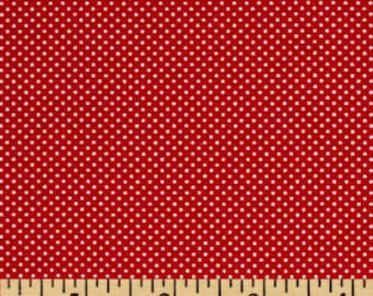 Dottie, Tiny Dots in Red