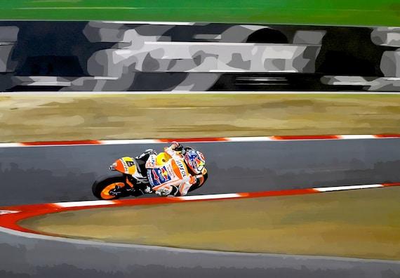 Round 13 - 2016 MotoGP San Marino, Dani Pedrosa