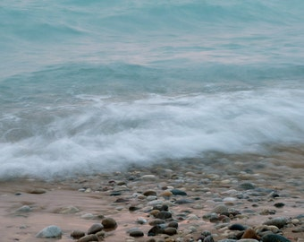 Misty Beauty (Point Betsie) - Michigan Photography