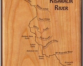KISARALIK RIVER Map Fly B...