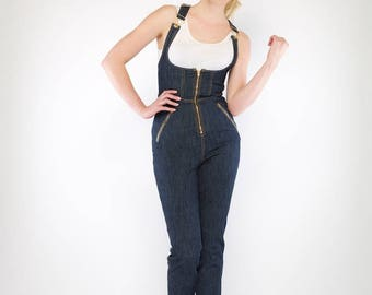Body Language Overall (Steel Blue)