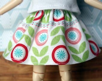 Spring Skirt for Blythe & Pullip