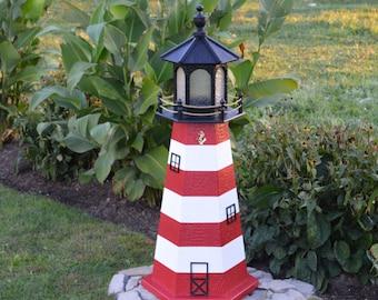 Assateague, VA Lighthouse Replica FREE Shipping