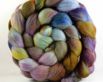 COLUMNAR Falkland wool roving 4.4 oz Free U.S. Shipping
