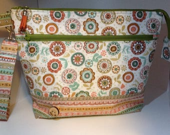 Floral Display Project Bag