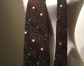 Mens Currie Vintage Neck Tie