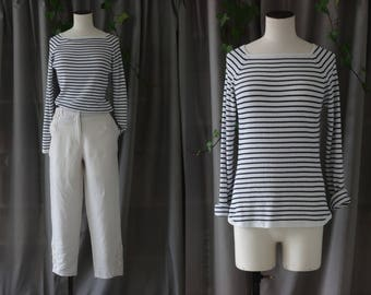 Nautical sweater | 1990's by Cubevintage | medium