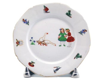 Fairy Tale Child's Plate