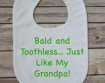 personalized baby bib - baby bib - funny baby bib - baby boy bib - baby girl bib - baby clothing -baby shower gift -unique shower gift -baby