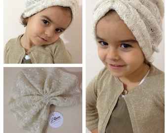 Turban hat for baby/child