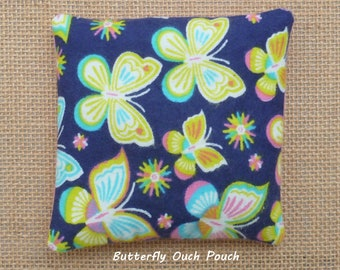 Boo Boo Bag, Ouch Pouch, Butterfly, Kids Therapy, Reusable, Hot Cold Pack, Owie Pack, First Aid, Ice Pack, Microwave, InHer Inner Peace
