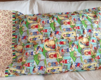 pillowcase for the baseball lover  Batter UP