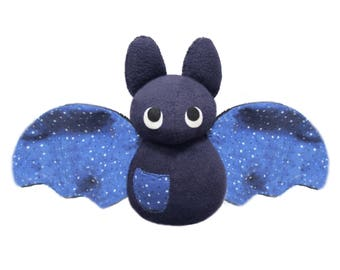 Bat stuffed mouse soft