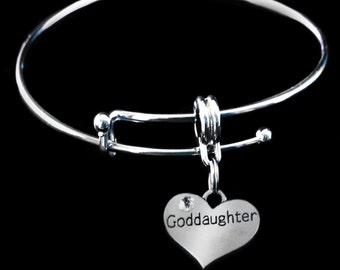 Goddaughter Bracelet  God daughter Bracelet Goddaughter jewelry God daughter Jewelry