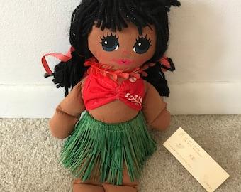 Hula Girl Doll