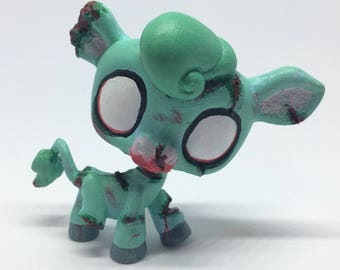 Zombie Littlest Pet Shop Custom (2016)