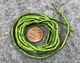 Hand-Dyed Silk 2mm Cord #24
