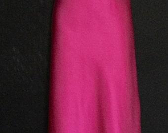 Designer Hot Pink Evening Gown  VG237