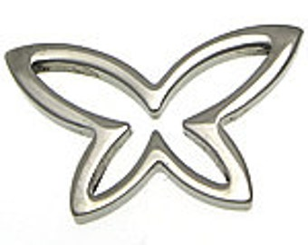 Stainless Steel Butterfly