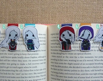 Magnetic Bookmarks • The Assassin