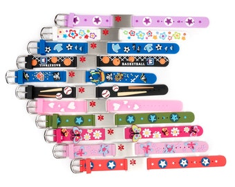 Medical allergy bracelet boys and girls, alert bracelet kids
