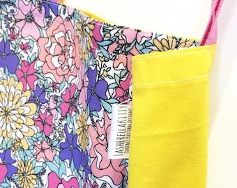 Exclusive Print - Tote Bag - Shopper Bag - Summer Floral
