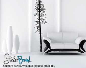 Vinyl Wall Decal Sticker Pine Tree 849s