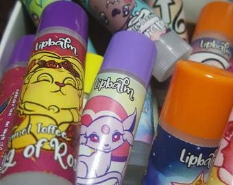 Pick One! Shea Butter Lip Balm