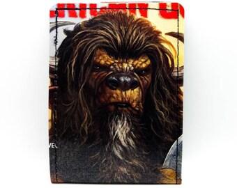 American Gods Wallet - Comic Book Wallet