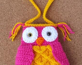 Owl Mini Purse