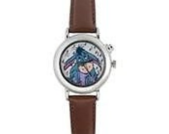 Disney Retired Musical Eeyore Watch! HTF! Plays Raindrops Are Falling on My Head!