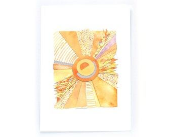 Sunshine - archival art print