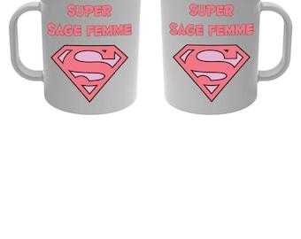 Wise woman Super Cup mug