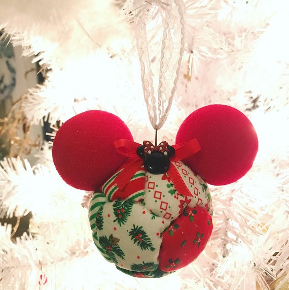 mickey mouse christmas ornament - Mickey Mouse Christmas Ornaments