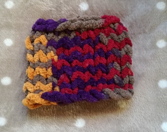 Knitted in wool for dogs