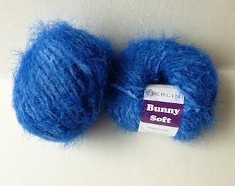 Yarn Sale  - York Blue Bunny Soft by Berlini
