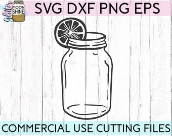 Mason Jar svg eps dxf png Files for Cutting Machines Cameo Cricut, Southern Girl, Cute, Country Mom, Farmhouse, Sign Rustic, Monogram Frame