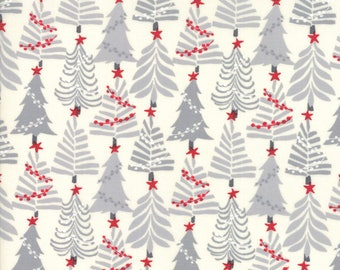 Moda - Merry Merry by Kate Spain - Tinsel - 27275 22 - 100% cotton fabric - Fabric by the yard(s)
