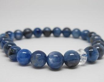 Kyanite, Ajna - Healing Gemstone Bracelet