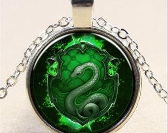 Harry potter, Zwadderich snake ketting,